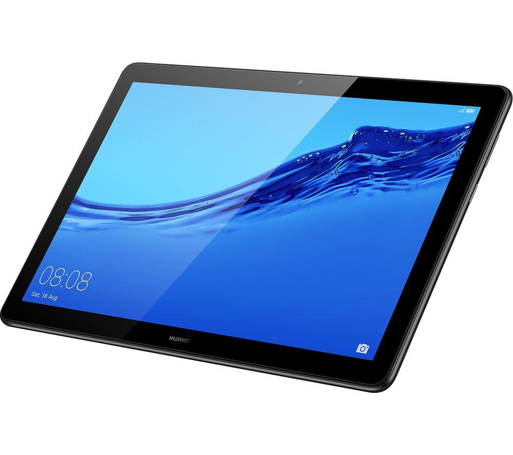 "HUAWEI MediaPad T5 10.1"" Tablet - 32 GB, Black £130 Currrys"