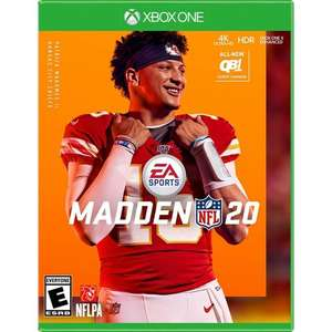 Madden 20 (Standard Edition) £29.99 Digital for Xbox Live Gold members