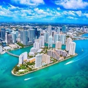 Direct Virgin Atlantic return flight to Miami (Departing LHR / Feb - May dates ) £235 @ Skyscanner / Travel Up