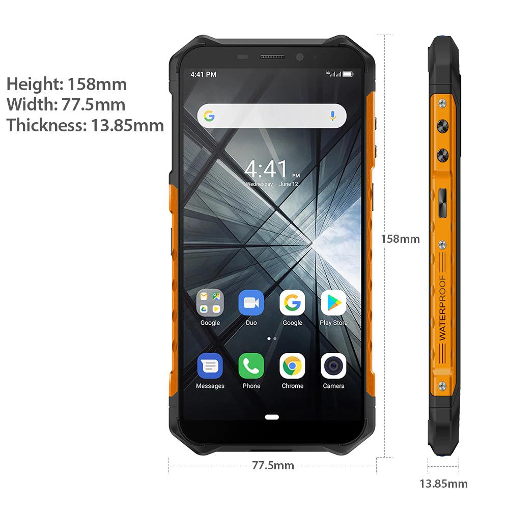 Ulefone Armor X3 ip68 Rugged Waterproof Smartphone £56 @ Aliexpress