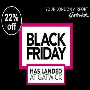 22% off Official Gatwick Airport Parking