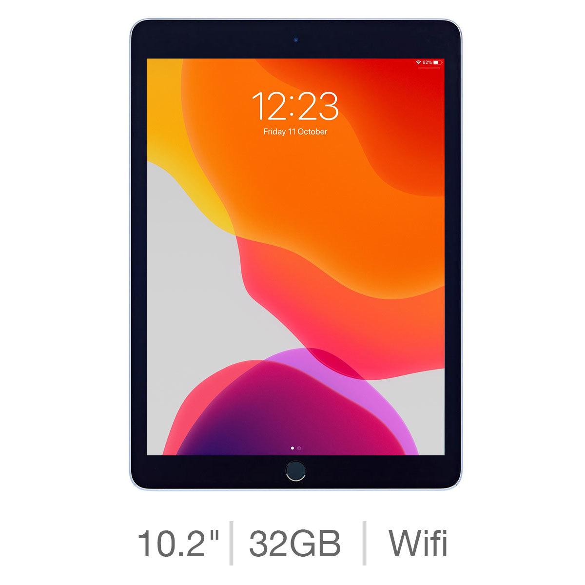 Apple iPad 2019 32GB Space Grey £279.99 w/ Voucher @ Costco