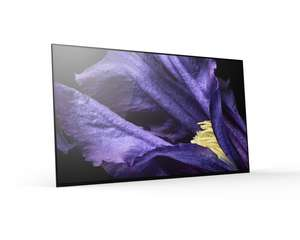 """Sony KD-65AF9 65"""" Master Series 4K OLED TV with Android TV 5 year Warranty £2299.00 @ Crampton & Moore"""