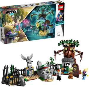 LEGO 70420 Hidden Side Graveyard Mystery Building Set for iPhone/Android only £17.49 (+£4.49 Non Prime) @ Amazon