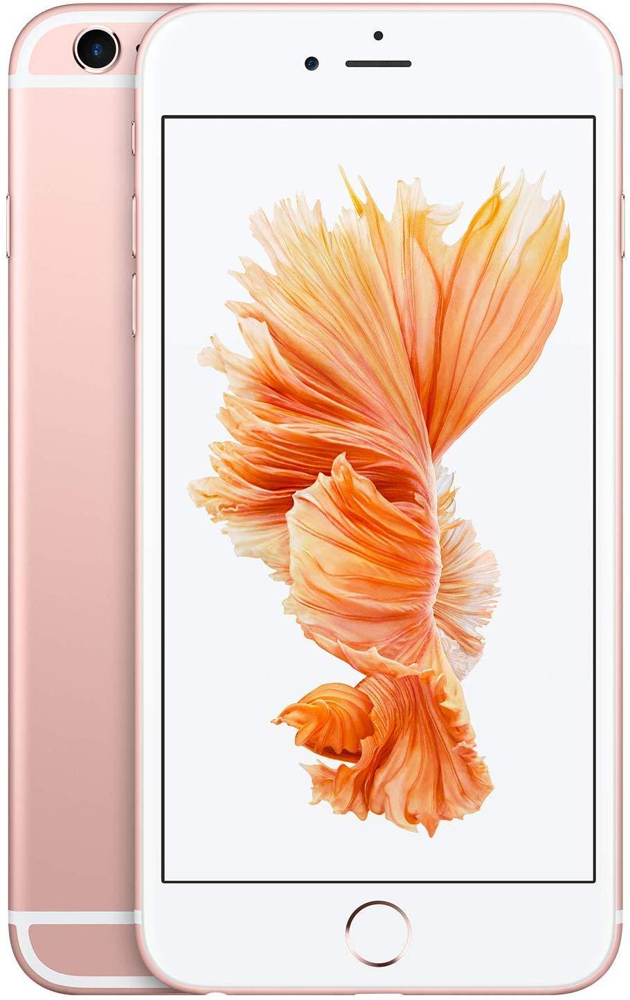 Apple iPhone 6s Plus (128 GB) - Rose Gold - £349 @ Amazon