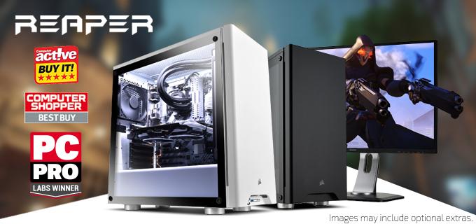 CCL Reaper GT Gaming PC 3600X+2070 SUPER+LIQUID Cooler £1160.99 @ CCLOnline (NO OS)