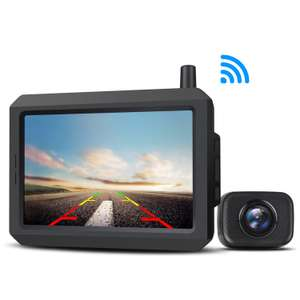 Wireless reversing camera AutoVox W-7 £67.81 Sold by Toshare EU and Fulfilled by Amazon