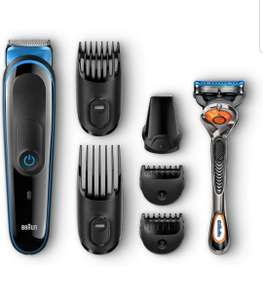 Braun Multi Grooming Kit MGK3045 - 7-in-1 Precision Trimmer only £19.99 @ Amazon + £4.49 non prime