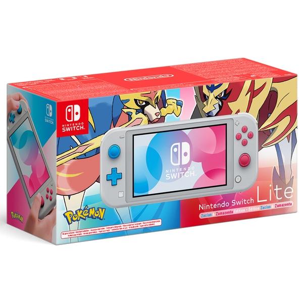 Nintendo Switch Lite - Zacian & Zamazenta Edition - £179.99 @ Smyths