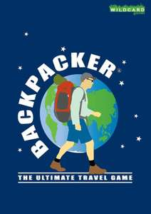 Backpacker Card Game - Competitive - 2-6 Players - Amazon £7 Prime / £11.49 Non Prime Lightning Deal
