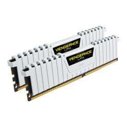 Corsair Vengeance LPX DDR4 3200MHz 16Gb (2x8GB) Memory Kit - White £59.98 at Aria PC