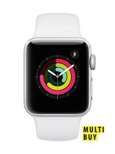 Apple Watch Series 3 38 mm £142.99 delivered with new customer credit account code@ Very (BNPL not needed)