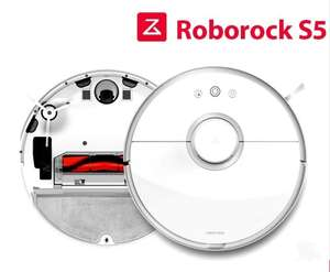Roborock S5 Global (EU server) ships from Spain No tax £228 @ AliExpress