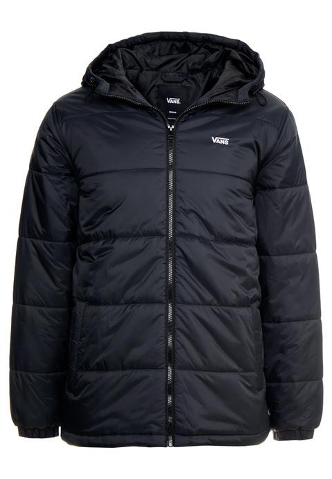 VANS WOODRIDGE - Light jacket - black now only £59.99 (Free p&p) @ Zalando