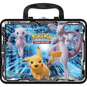 Pokemon 2019 Collectors Chest Tin £16.95 at Chaos Cards