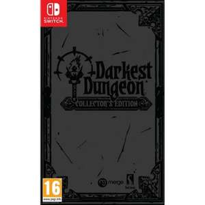 [Nintendo Switch] Darkest Dungeon Collector's Edition - £15.95 delivered @ The Game Collection