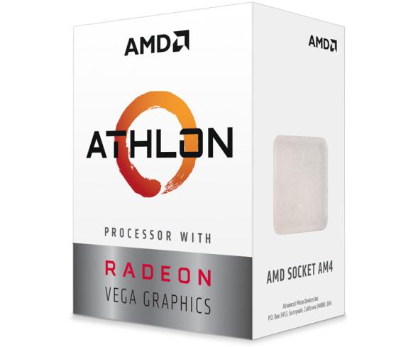 AMD Athlon™ 3000G Processor with Radeon™ Vega Graphics - £24.98 @ Aria