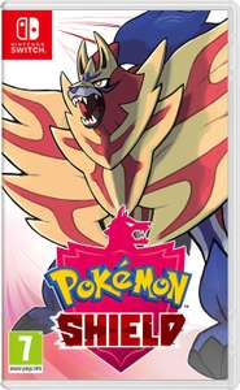 Pokemon Shield - Nintendo Switch £36.99 @ Amazon