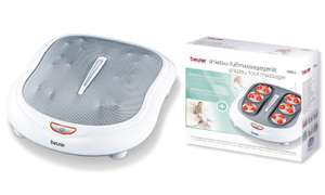 Beurer Shiatsu Foot Massager £58.69 @ Groupon + 36% Quidco