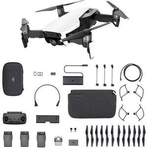 DJI Mavic Air 4K Drone with Fly More Combo - Arctic White £849