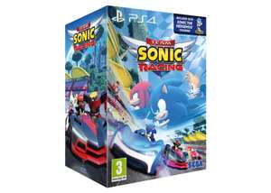 Sonic racing gift pack 24.99@ Game instore and online