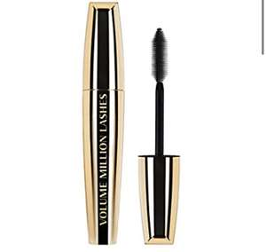 L'Oreal Paris Volume Million Lashes Mascara Black- 10.7 ml - £5.38 (Prime) £9.87 (Non Prime) @ Amazon