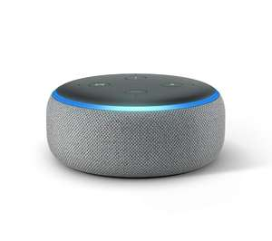 Echo Dots - 2 for £40 at Currys + Free Spotify + free click and collect