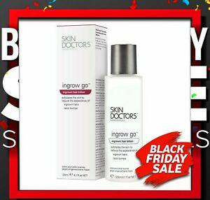 Black Friday Sale! Skin Doctors Ingrow Go Hair Lotion 120ml 1 2 3 6 12 Packs - £8.95 @ direct-pharmacy ebay