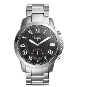 Fossil Q Grant Watch with Stainless Steel Bracelet FTW1158 £71.25 @ Amazon
