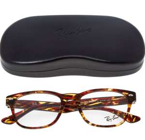Ray Ban - Men's Tortoiseshell Preppy Optical Frames - RB5359 5710 51-19 £30 - TK Maxx