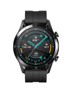 Huawei Watch GT2 Sport 46MM Black Case with Black Strap £149 with free Band 3E worth £24.99 at Carphone Warehouse