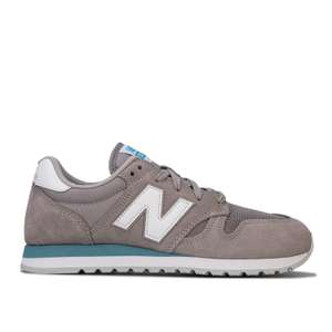 Mens New Balance U520 Classic Running Trainer in Grey (Limited Sizes) £28.44 Delivered (With Code) @ Get The Label