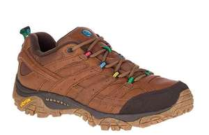 Merrell Men's Moab 2 Earth Day Low Rise Hiking Boots £66.98 at Amazon