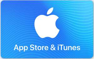 15% discount on App Store & iTunes Gift Cards - £30/£50/£100 @ Tesco