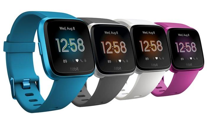 Fitbit Versa Lite £109.99 @ Groupon -36% cashback making it £70.39 Via cashback at Quidco