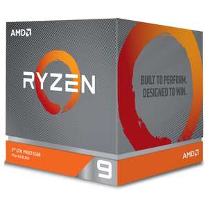 AMD Ryzen 9 3900X 3.8GHz 12 Core (Socket AM4) CPU + Delivered - £509.77 @ CCL