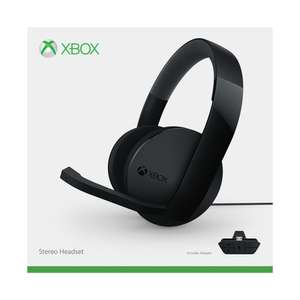 Official Xbox One Stereo Headset (Xbox One) £24.99 Delivered @ Amazon