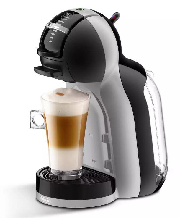Nescafé Dolce Gusto - Black and Grey 'Mini Me' Nespresso Coffee Machine By De'Longhi EDG155 £40 at Debenhams