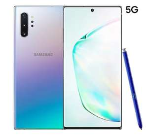 Samsung Note 10+ 5G 12GB/512GB - £999 (£799 after Trade in with any old Android Device + Potnetial 16% Quidco) @ Samsung Store