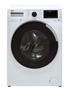 Beko WY940P44EW 9Kg Washing Machine with 1400 rpm - White - A+++ Rated £319 at ao.com