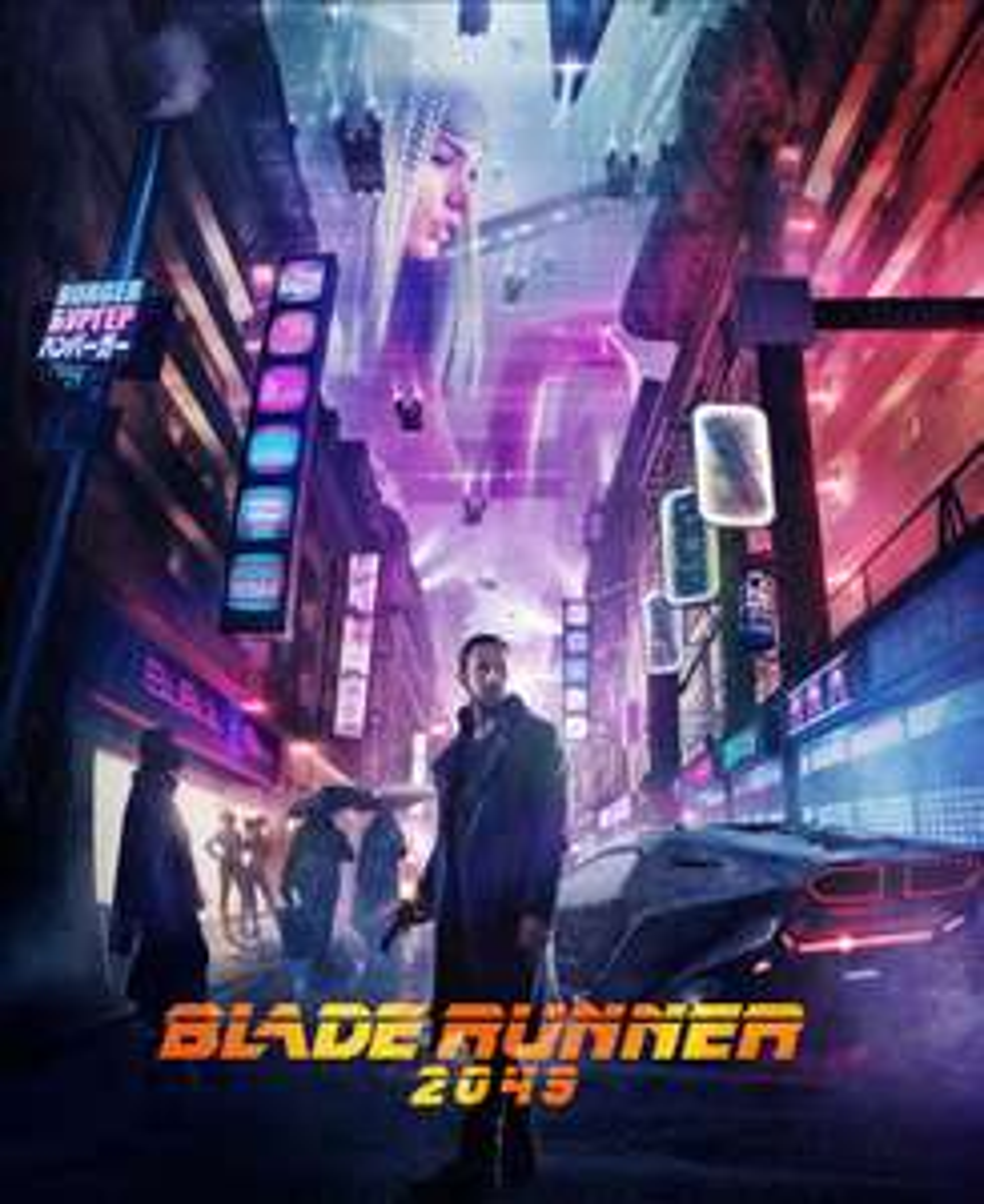 Blade Runner 2049 Limited Edition 4K Ultra HD Blu-Ray - £17.49 delivered @ HMV