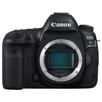 Canon 5D Mark IV + Battery Grip £2,499 @ Carmarthen Camera Centre