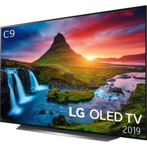 """LG OLED55C9PLA 55"""" 4K Ultra HD HDR Smart OLED TV with 5 Year Warranty £1199 with code @ PRC Direct"""