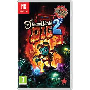 SteamWorld Dig 2 Nintendo Switch Game £15.61 at 365games.co.uk