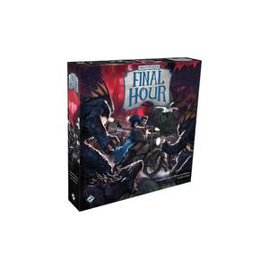 Arkham Horror : Final Hour - Board Game - £23.21 delivered using code @ Chaos Cards