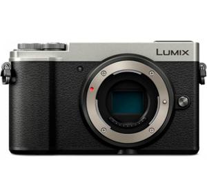 Panasonic Lumix DC-GX9 Body Silver (free 3 year warranty) - £399 delivered @ Bristol Cameras