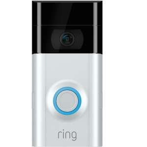 Ring Video Doorbell V2 Full HD 1080p - Full HD 1080p £109 at ao.com