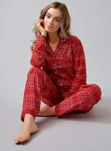2 Sets of PJ's in Bags with Exclusive Voucher Code To Hot UK Deals @ Boux Avenue + Free Click and Collect