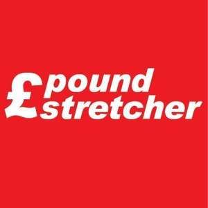 20% off everything @ Poundstretcher for Black Friday - Today only