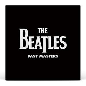 Beatles Past Masters double vinyl now £12.99 at 365games